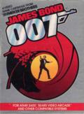 jaquette Commodore 64 James Bond 007