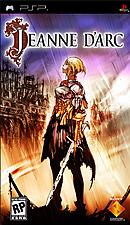 jaquette PSP Jeanne D Arc