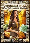 jaquette Mac Jennifer Wolf Et Les Reliques Mayas
