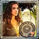 jaquette iPhone Jennifer Wolf Et Les Reliques Mayas