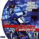jaquette Dreamcast Jeremy McGrath Supercross 2000