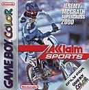 jaquette Gameboy Jeremy McGrath Supercross 2000