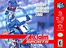 jaquette Nintendo 64 Jeremy McGrath Supercross 2000