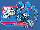 jaquette PC Jeremy McGrath Supercross 2000