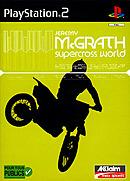 jaquette PlayStation 2 Jeremy McGrath Supercross World