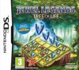 jaquette Nintendo DS Jewel Legends L Arbre De Vie