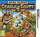 jaquette Nintendo 3DS Jewel Master Cradle Of Egypt 2