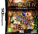 jaquette Nintendo DS Jewel Quest IV Heritage