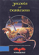 jaquette Amiga Jewels Of Darkness