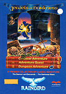 jaquette Amstrad CPC Jewels Of Darkness