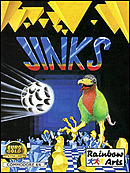 jaquette Commodore 64 Jinks