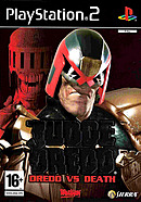 jaquette PlayStation 2 Judge Dredd Dredd Vs Death