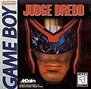 jaquette Gameboy Judge Dredd