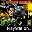 jaquette PlayStation 1 Judge Dredd