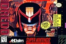 jaquette Super Nintendo Judge Dredd