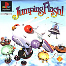 jaquette PlayStation 1 Jumping Flash
