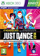 jaquette Xbox 360 Just Dance 2014