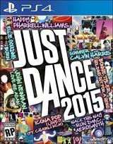 jaquette PlayStation 4 Just Dance 2015