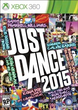 jaquette Xbox 360 Just Dance 2015
