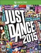 jaquette Xbox One Just Dance 2015