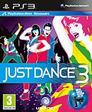 jaquette PlayStation 3 Just Dance 3
