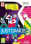 jaquette Wii Just Dance 3