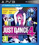 jaquette PlayStation 3 Just Dance 4