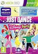 jaquette Xbox 360 Just Dance Disney Party