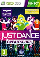 jaquette Xbox 360 Just Dance Greatest Hits
