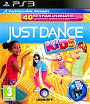 jaquette PlayStation 3 Just Dance Kids