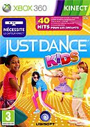 jaquette Xbox 360 Just Dance Kids