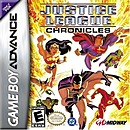 jaquette GBA Justice League Chronicles