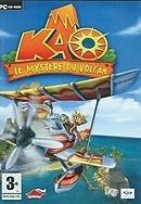 jaquette PC Kao 3 Le Mystere Du Volcan