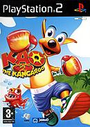 jaquette PlayStation 2 Kao The Kangaroo Round 2