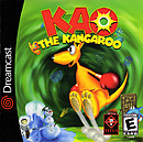 jaquette Dreamcast Kao The Kangaroo
