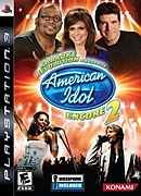 jaquette PlayStation 3 Karaoke Revolution Presents American Idol Encore 2