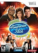 jaquette Wii Karaoke Revolution Presents American Idol Encore 2