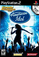 jaquette PlayStation 2 Karaoke Revolution Presents American Idol