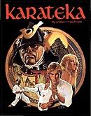 jaquette Amstrad CPC Karateka