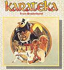 jaquette Atari ST Karateka