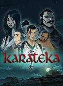 jaquette PC Karateka