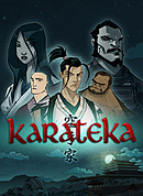 jaquette Xbox 360 Karateka