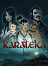 jaquette iOS Karateka