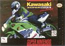jaquette Super Nintendo Kawasaki Superbikes