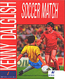 jaquette Amiga Kenny Dalglish Soccer Match