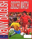 jaquette Commodore 64 Kenny Dalglish Soccer Match