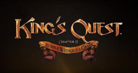 jaquette PlayStation 4 King s Quest Chapitre 2 La Tres Grande Evasion