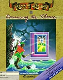 jaquette Amiga King s Quest II Romancing The Throne