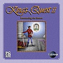 jaquette Apple II King s Quest II Romancing The Throne