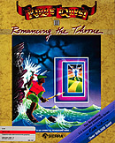 jaquette Atari ST King s Quest II Romancing The Throne